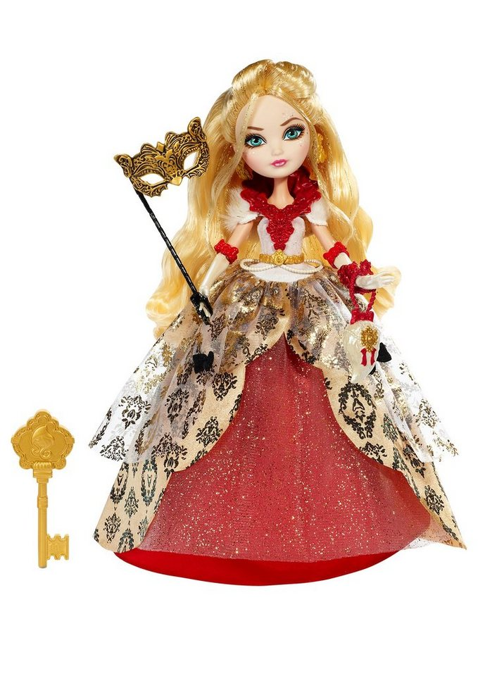 Mattel Puppe »Ever After High - Apple White« in bunt