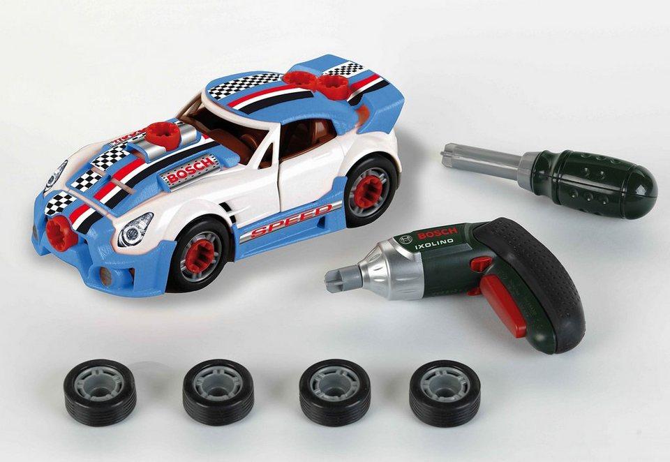 Klein Spielset »Bosch Car Tuning«