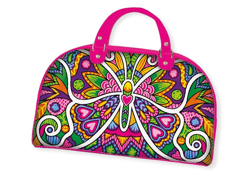 Tasche, »Color Me Mine - Farbwechsel Weekender«, Simba