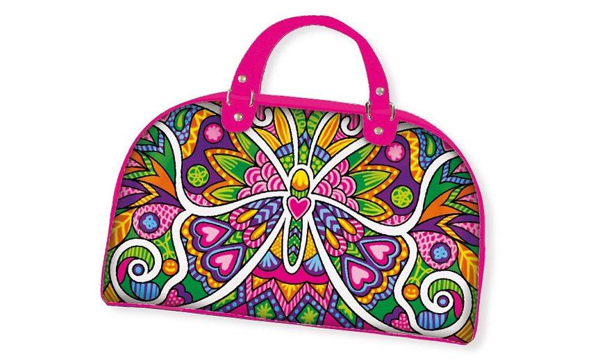 Tasche, »Color Me Mine - Farbwechsel Weekender«, Simba