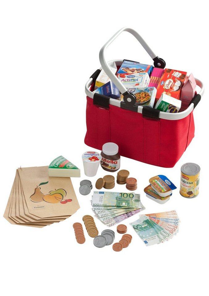 Kaufladensortiment, »Reisenthel Einkaufskorb«, Tanner