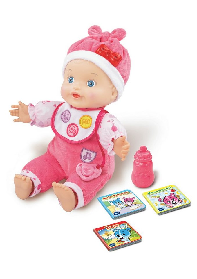 Puppe, »Little Love - Lara lernt Sprechen«, VTech