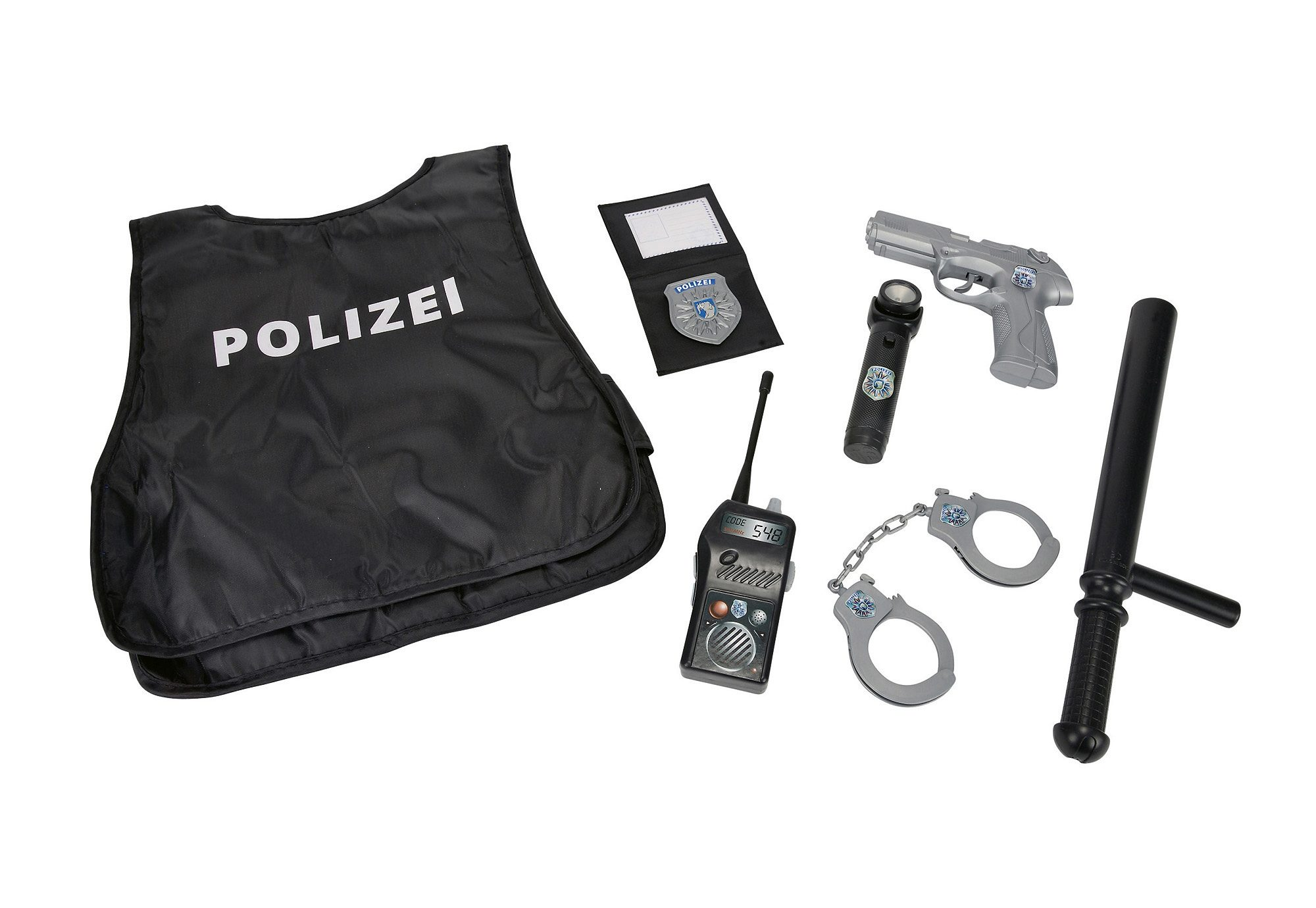Set: »Polizei Einsatzkommando«, Simba
