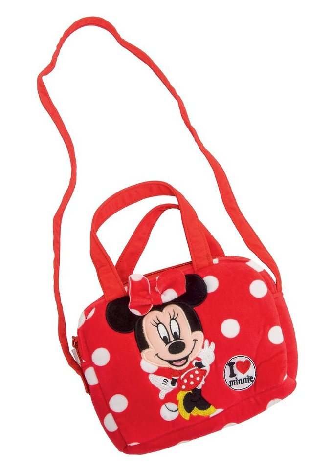 JOY TOY Umhängetasche, »Minnie Mouse«