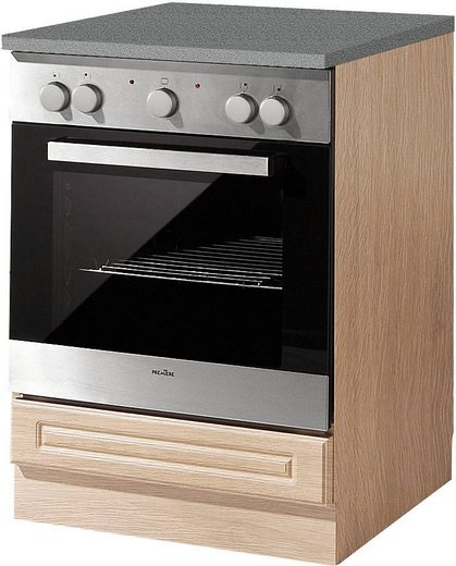wiho Küchen Herdumbauschrank »Linz« 60 cm breit