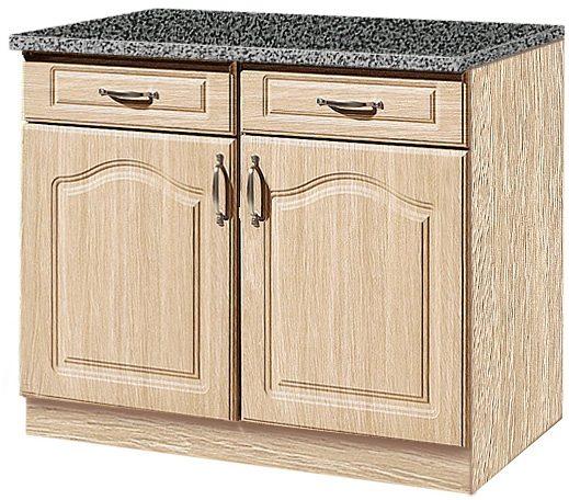 wiho Küchen Unterschrank »Linz« 100 cm breit