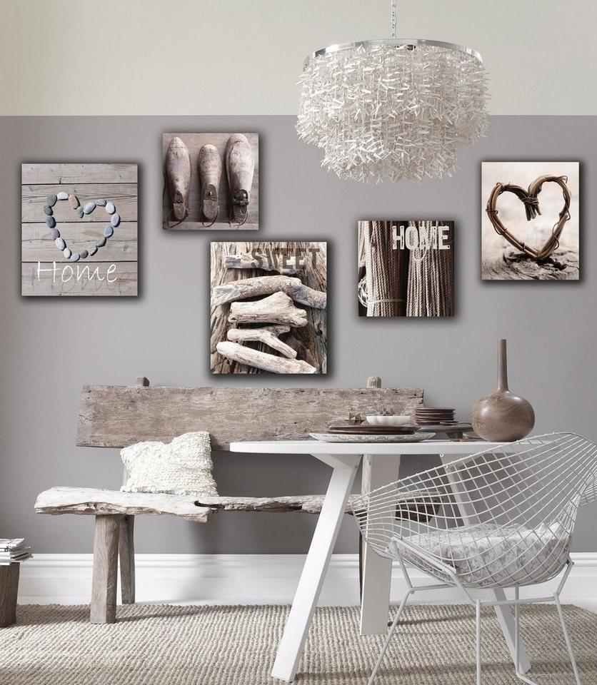 Bilderwand ideen inspiration auf roombeez otto - Bilderwand skandinavisch ...