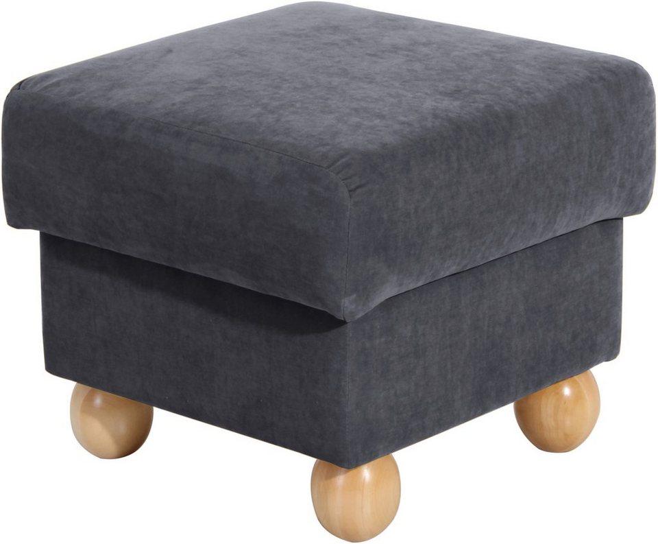 max winzer hocker malm mit holz kugelf en otto. Black Bedroom Furniture Sets. Home Design Ideas