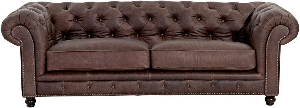 Chesterfield sofa leder  Chesterfield Sofa Ideen » Bilder & Inspiration | OTTO
