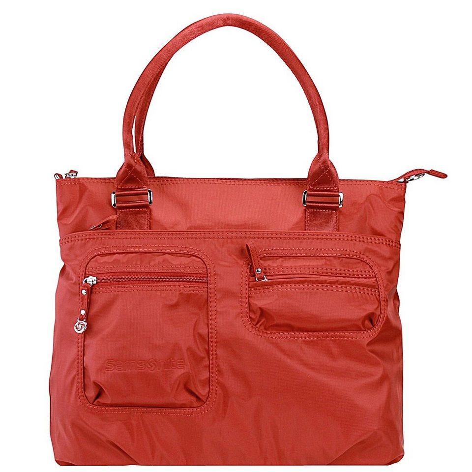 Samsonite Move Shopper 35,5 cm in burn red