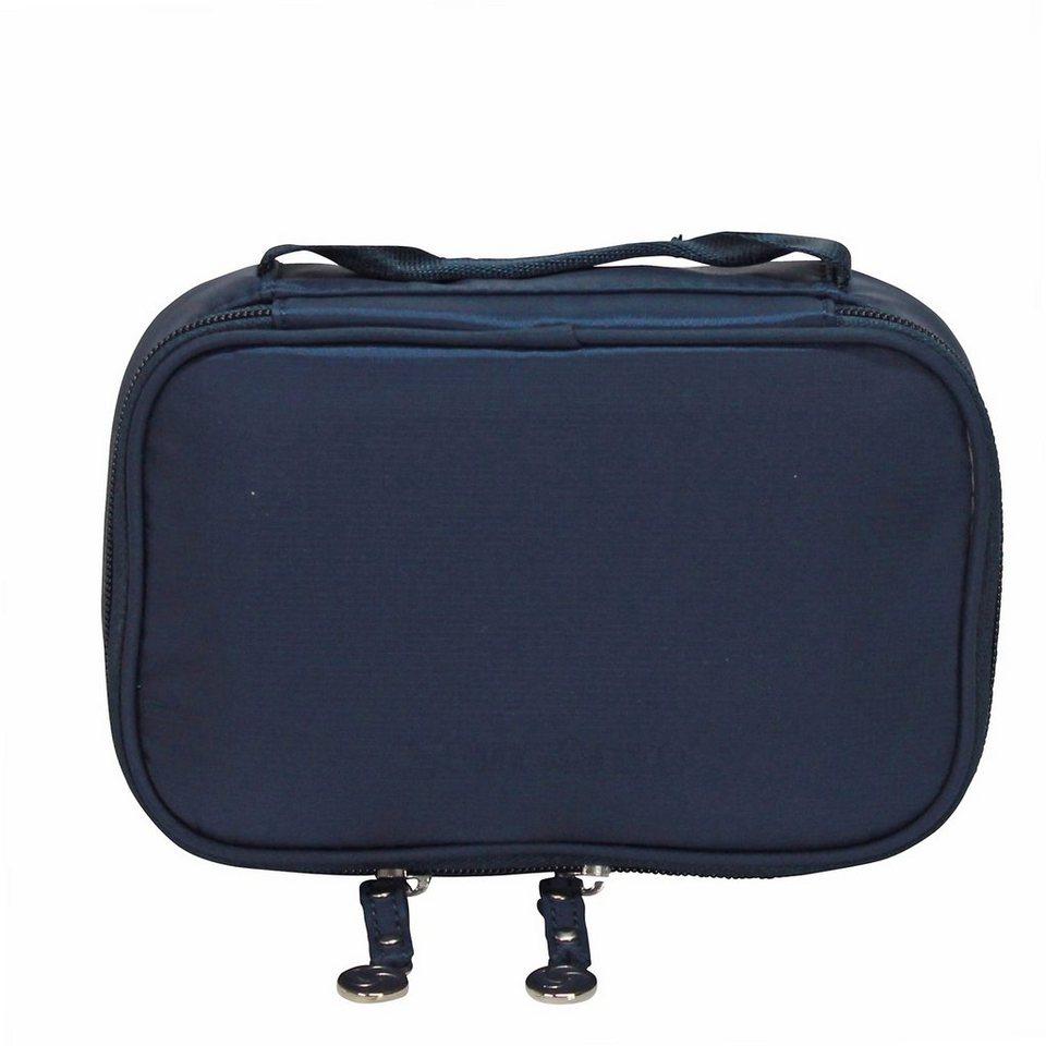 Samsonite Samsonite Move Cosmetic Cases Make-Up Bag Kosmetiktasche 18,5 cm in dark blue