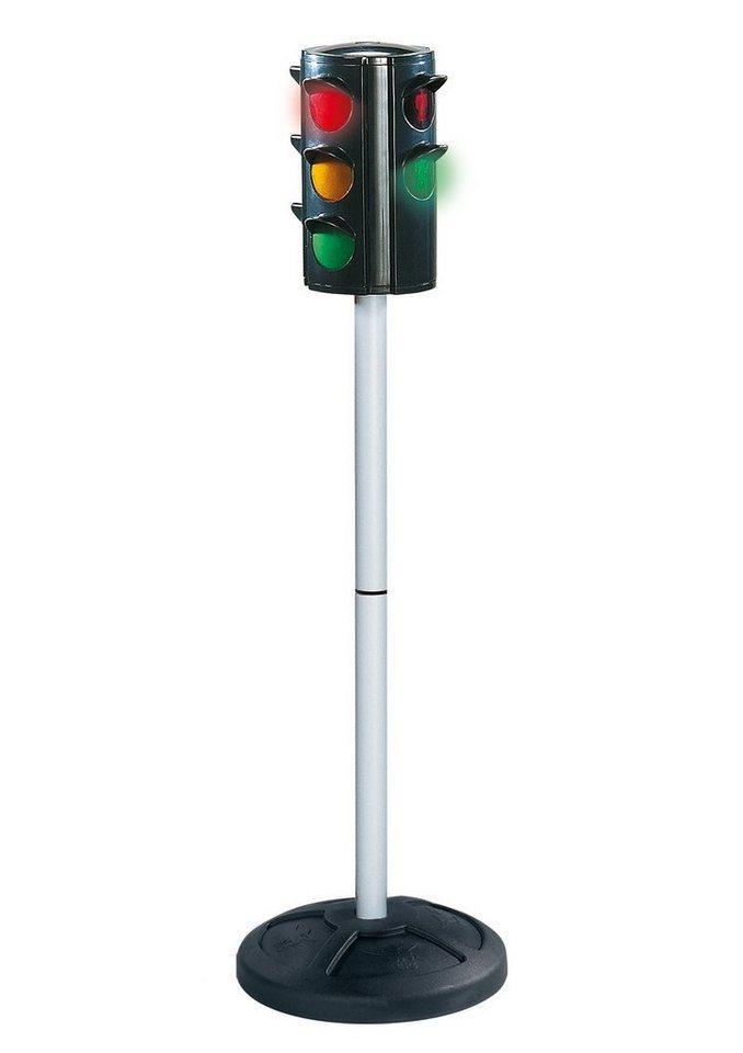 BIG Verkehrsampel mit selbstständigem Signalwechsel »BIG-Traffic-Lights« in schwarz