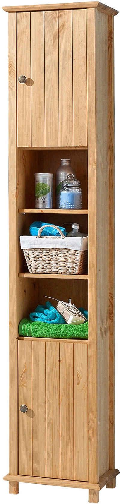 bad-hochschrank » badezimmer hochschrank schmal & breit | otto - Badezimmer Hochschrank Holz