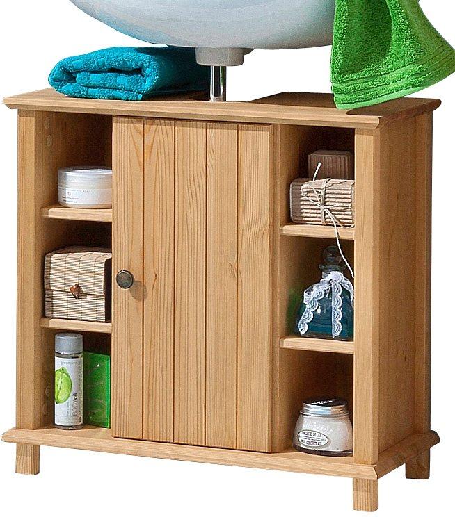 welltime waschbeckenunterschrank vili landhaus look. Black Bedroom Furniture Sets. Home Design Ideas