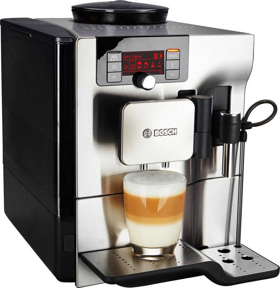 Bosch Kaffeevollautomat »VeroSelection 300 TES80359DE« aus 'The Taste' in Edelstahl