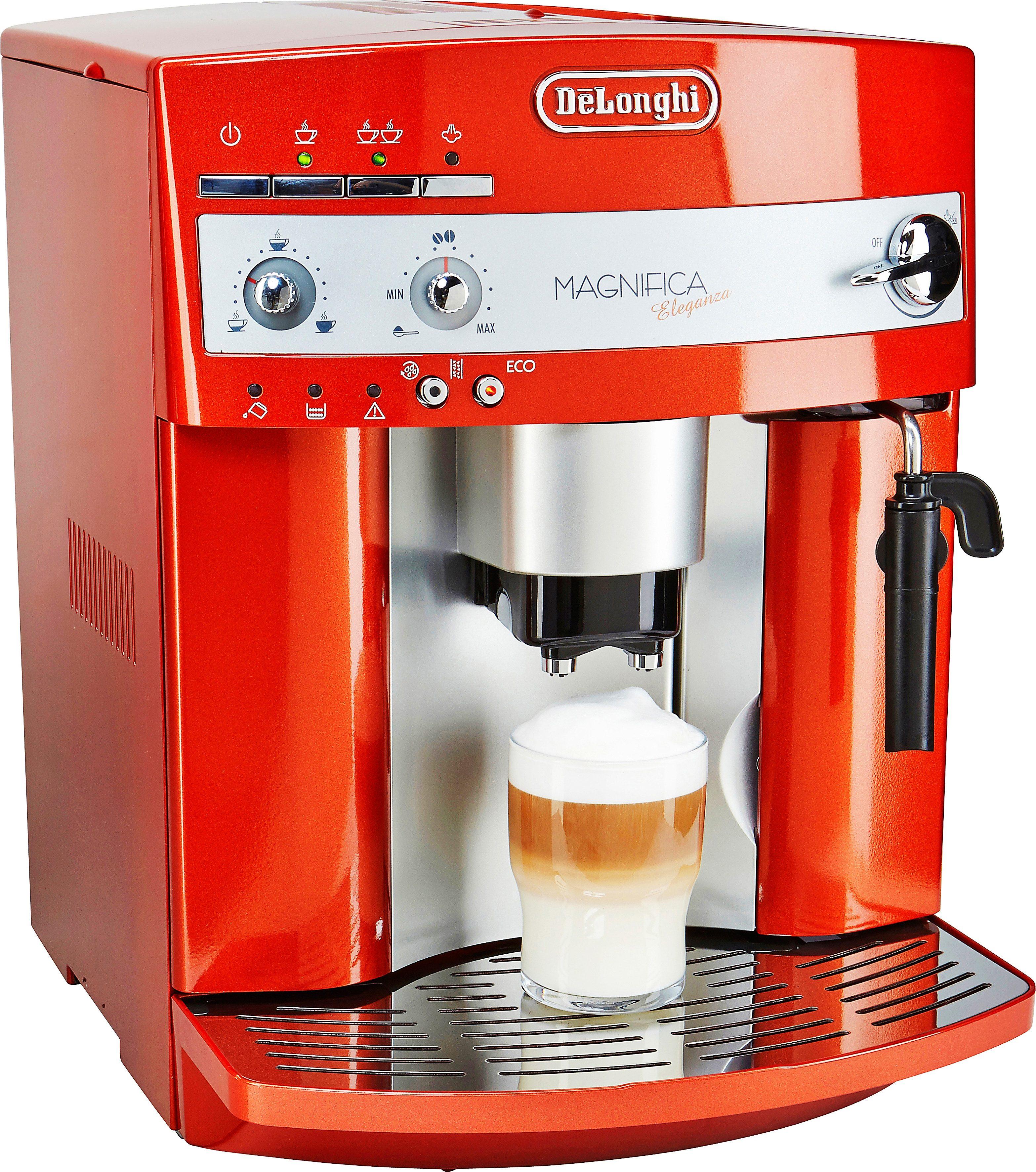 De'Longhi Kaffeevollautomat Magnifica ESAM 3200.S/3240, verstellbarer Kaffeeauslauf