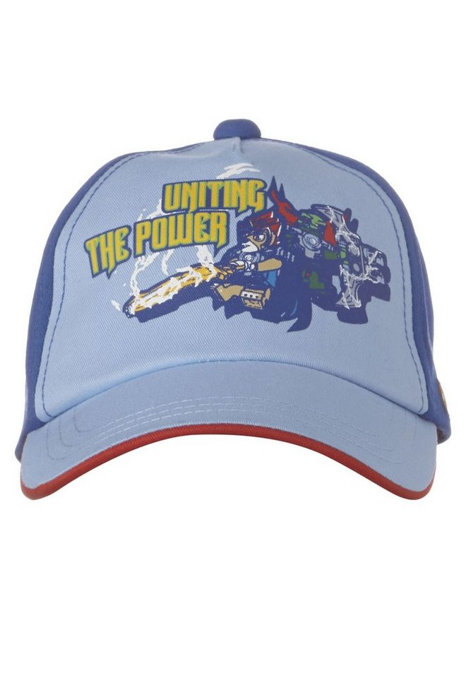 "LEGO Wear Legends of Chima Basecap Alf ""Uniting the Power"" Mütze Hut in blau"