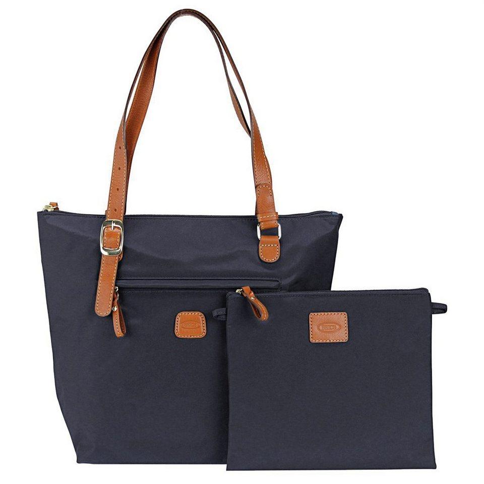 Bric's X-Bag Shopper 26 cm in ozean