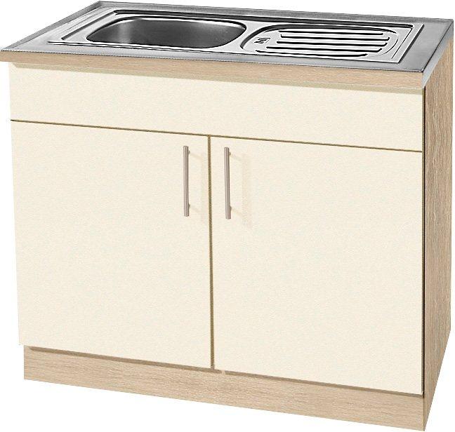 spülenschrank »kiel« online kaufen | otto - Küchenschrank Mit Spüle