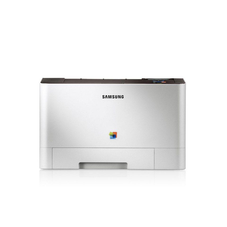 Samsung Farblaser-Drucker »CLP-415N Color Laser (CLP-415N/XEG)« in weiß