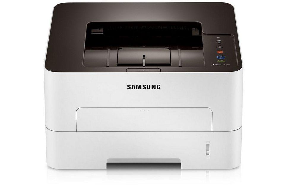 Samsung Monolaser-Drucker »Xpress-M2825ND Mono Laser (SL-M2825ND)« in weiß