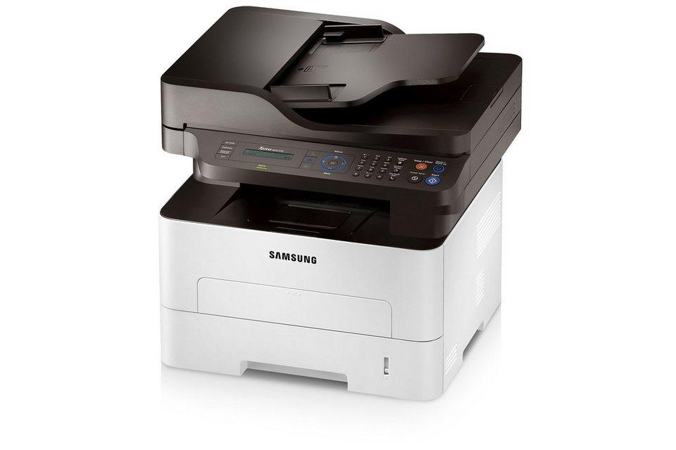 Samsung Monolaser-Multifunktionssystem »Xpress-M2875FD Mono Laser (SL-M2875FD/XEC)« in weiß