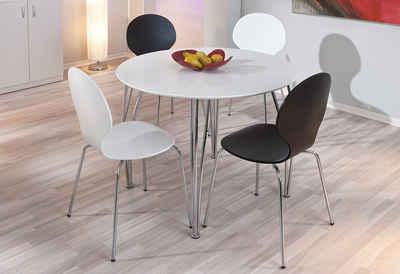 runde esstische ausziehbar trendy kchentisch rund wohnkultur runde esstische zb auf raten oder. Black Bedroom Furniture Sets. Home Design Ideas