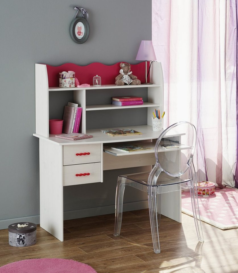 parisot schreibtisch lilou online kaufen otto. Black Bedroom Furniture Sets. Home Design Ideas