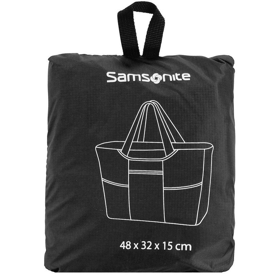 Samsonite Travel Accessories Shopper Tasche 48 cm in black