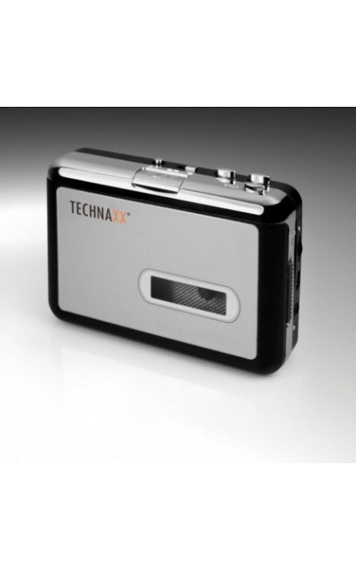 Technaxx Kassettenrekorder »DIGITAPE DT01«