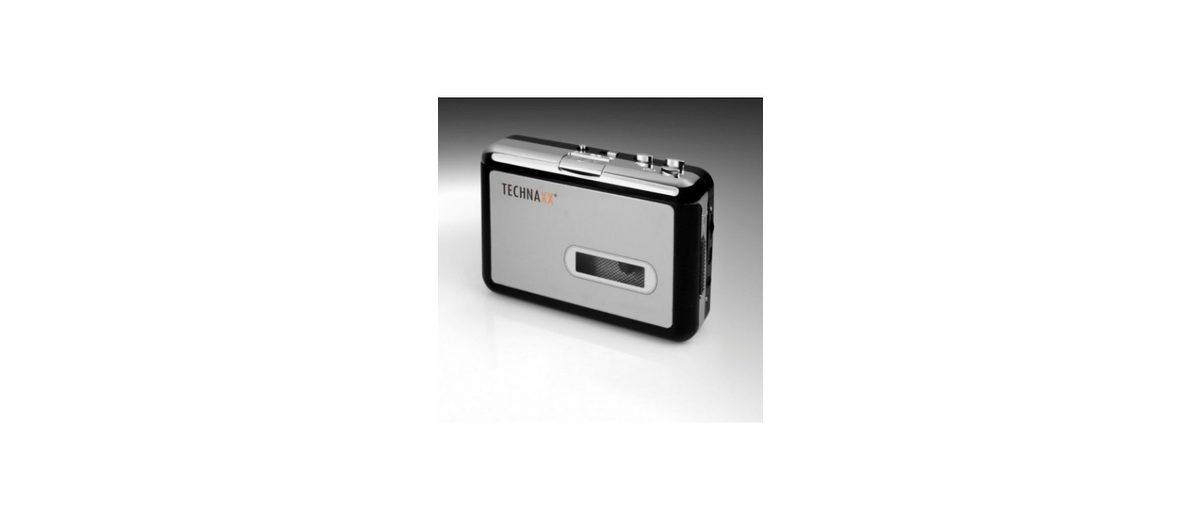 Technaxx Ein-/Ausgabegerät »DIGITAPE DT01«