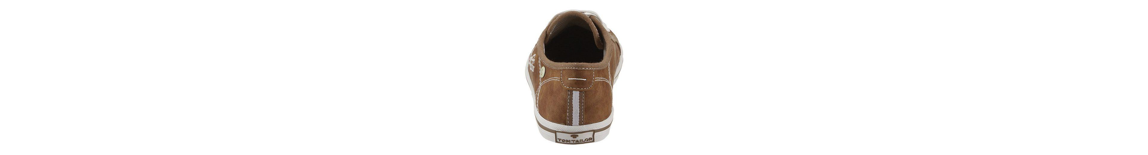 Tom Tailor Sneaker, mit Logostickerei