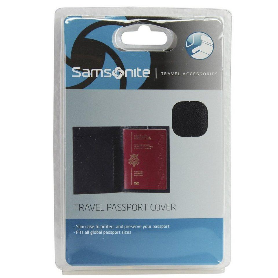 Samsonite Travel Accessories Ausweishülle 14 cm in black