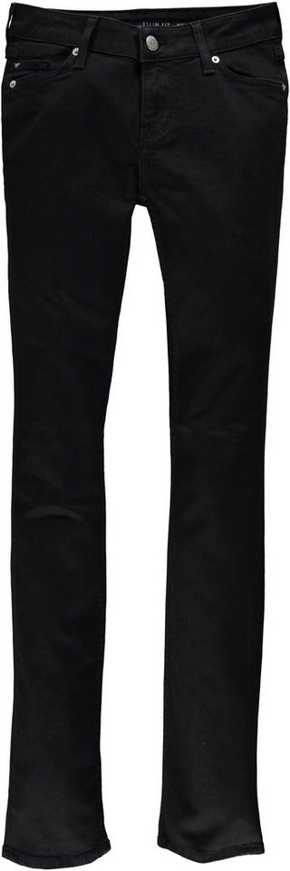MUSTANG Stretchjeans »Jasmin« in midnight black