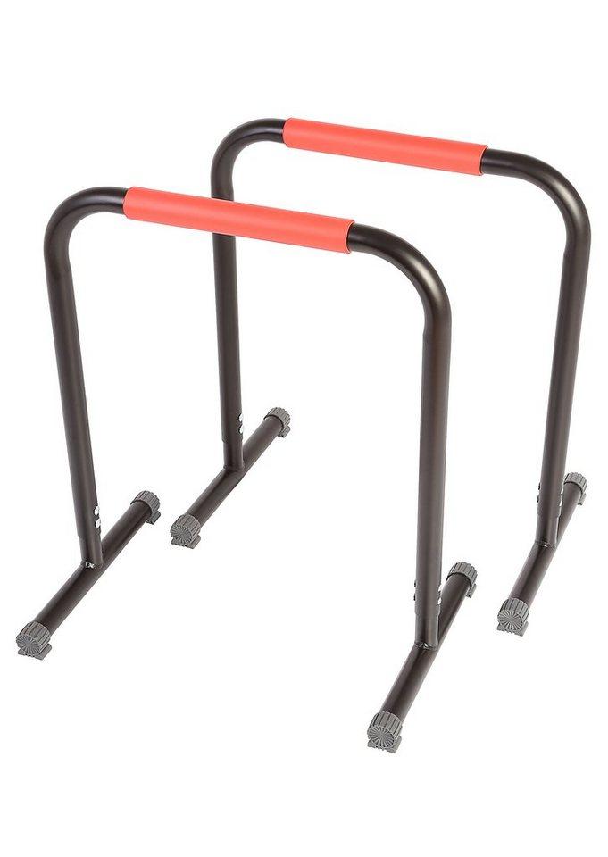 Fitness-Rack, »SP-LE-002«, Sportplus in schwarz-rot