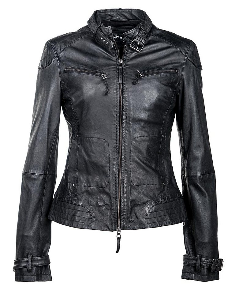 MAZE Lederjacke, Damen »Ryana« in black