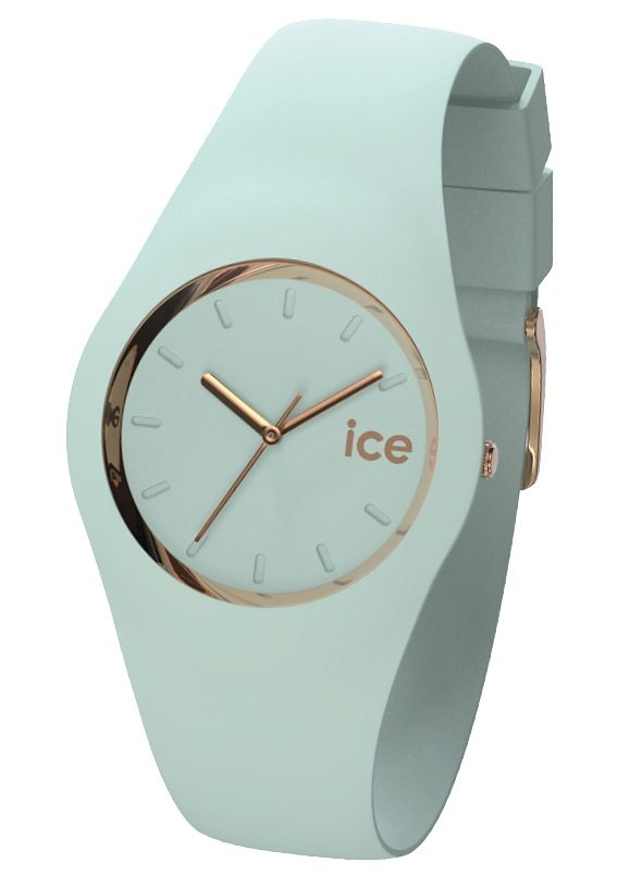 ice-watch Quarzuhr »ICE-GLAM Pastell Aqua, ICE.GL.AQ.U.S.14«