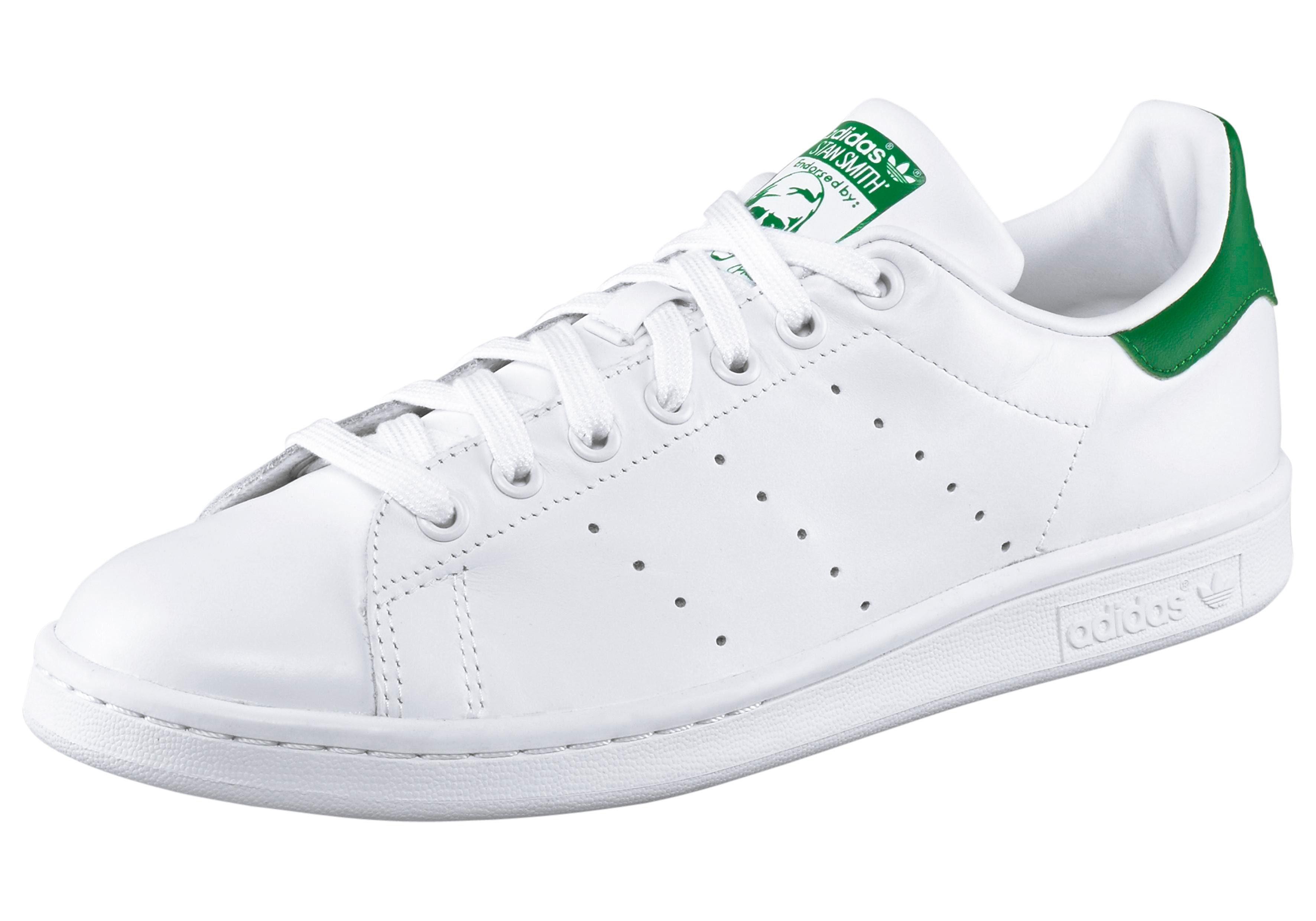 adidas Originals Stan Smith M Sneaker kaufen  weiß-grün