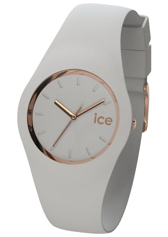 ice-watch Quarzuhr »ICE-GLAM Pastell Wind, ICE.GL.WD.U.S.14« in grau