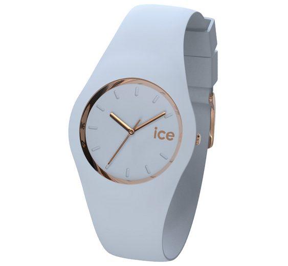 "Ice watch, Armbanduhr, ""ICE-GLAM Pastell Lotus, ICE.GL.LO.U.S.14"""