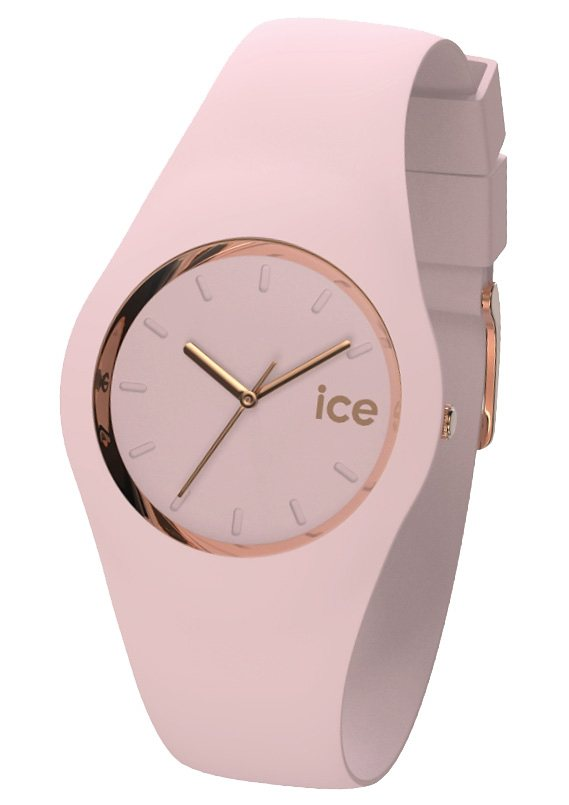 "Ice watch, Armbanduhr, ""ICE-GLAM Pastell Pink, ICE.GL.PL.U.S.14"" in rosafarben"