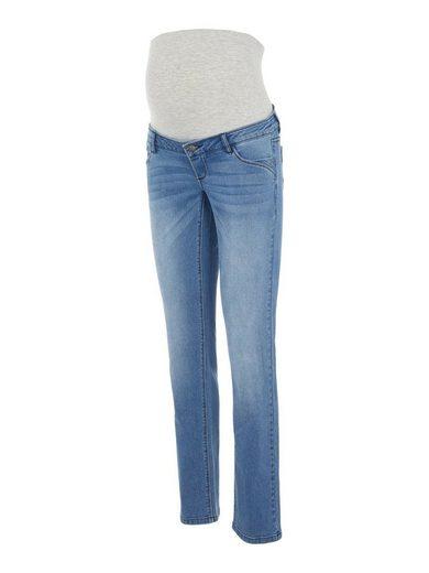 Mamalicious Regular-fit-Jeans »Sarina«