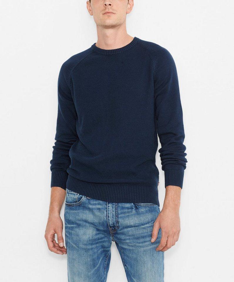 Levi's® Pullover »Crewneck Sweatshirt« in 103 DRESS BLUES x