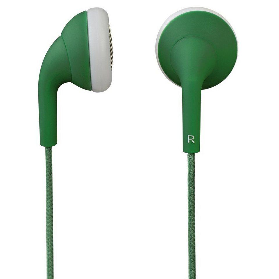 Hama Stereo-Ohrhörer Joy, Grün in Grün