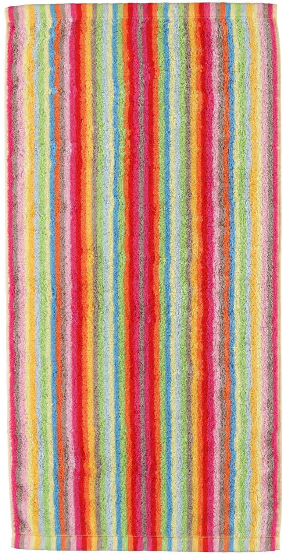 Cawö Handtücher »Lifestyle Streifen« (2-St), mit farbenfrohen Streifen