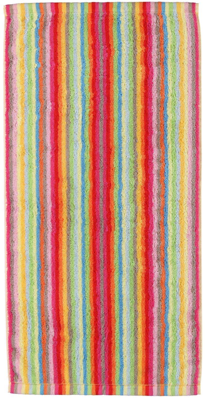 Saunatuch, Cawö, »Lifestyle Streifen«, mit farbenfrohen Streifen