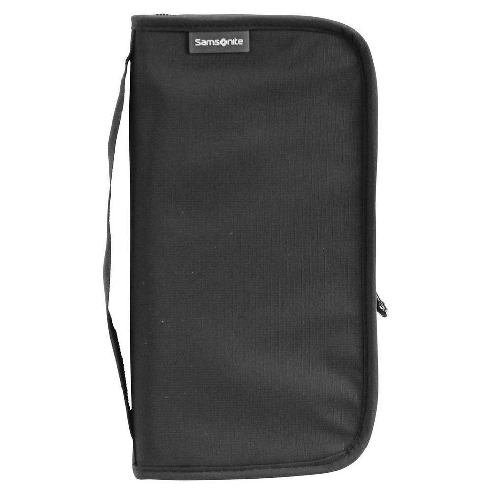 Samsonite Travel Accessories Geldbörse 23,5 cm in black