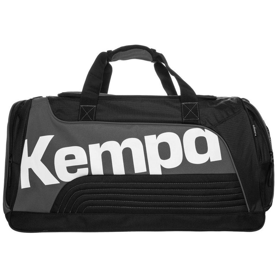KEMPA Sportline Sportbag (35L) in schwarz/anthrazit