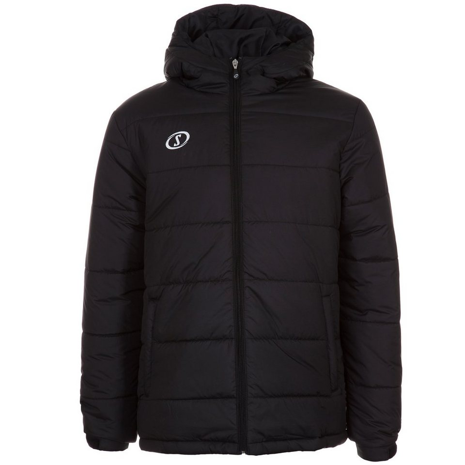 SPALDING Steppjacke Kinder in schwarz
