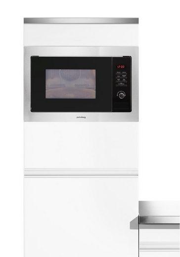 Privileg Einbau-Mikrowelle AC 925 BVE, 900 W